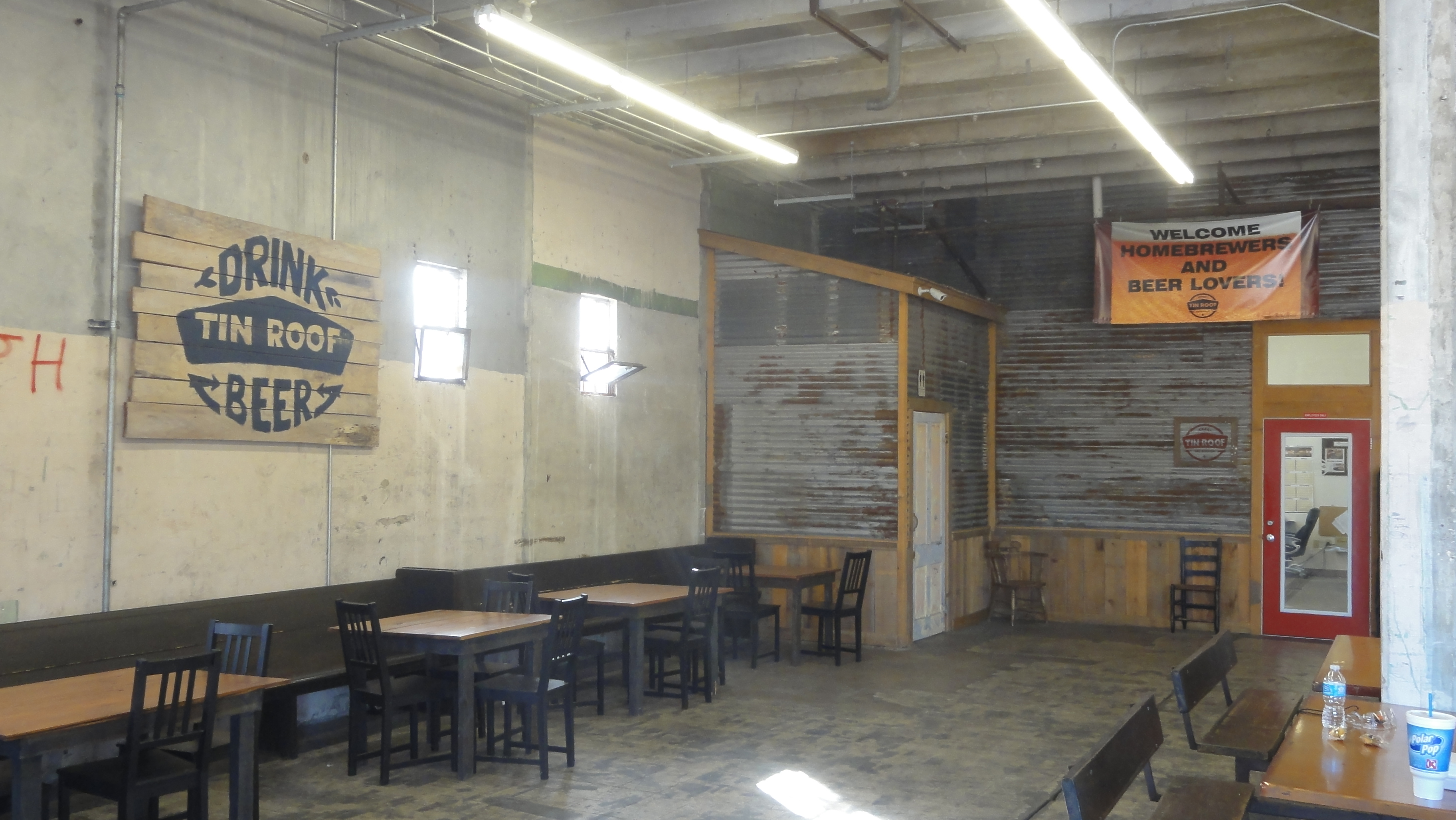 Good Tin Roof Began Producing Beer For Commercial Consumption In November Of  2010, After Several Years Of Hard Work And Planning. The Owners, Charles  Caldwell ...