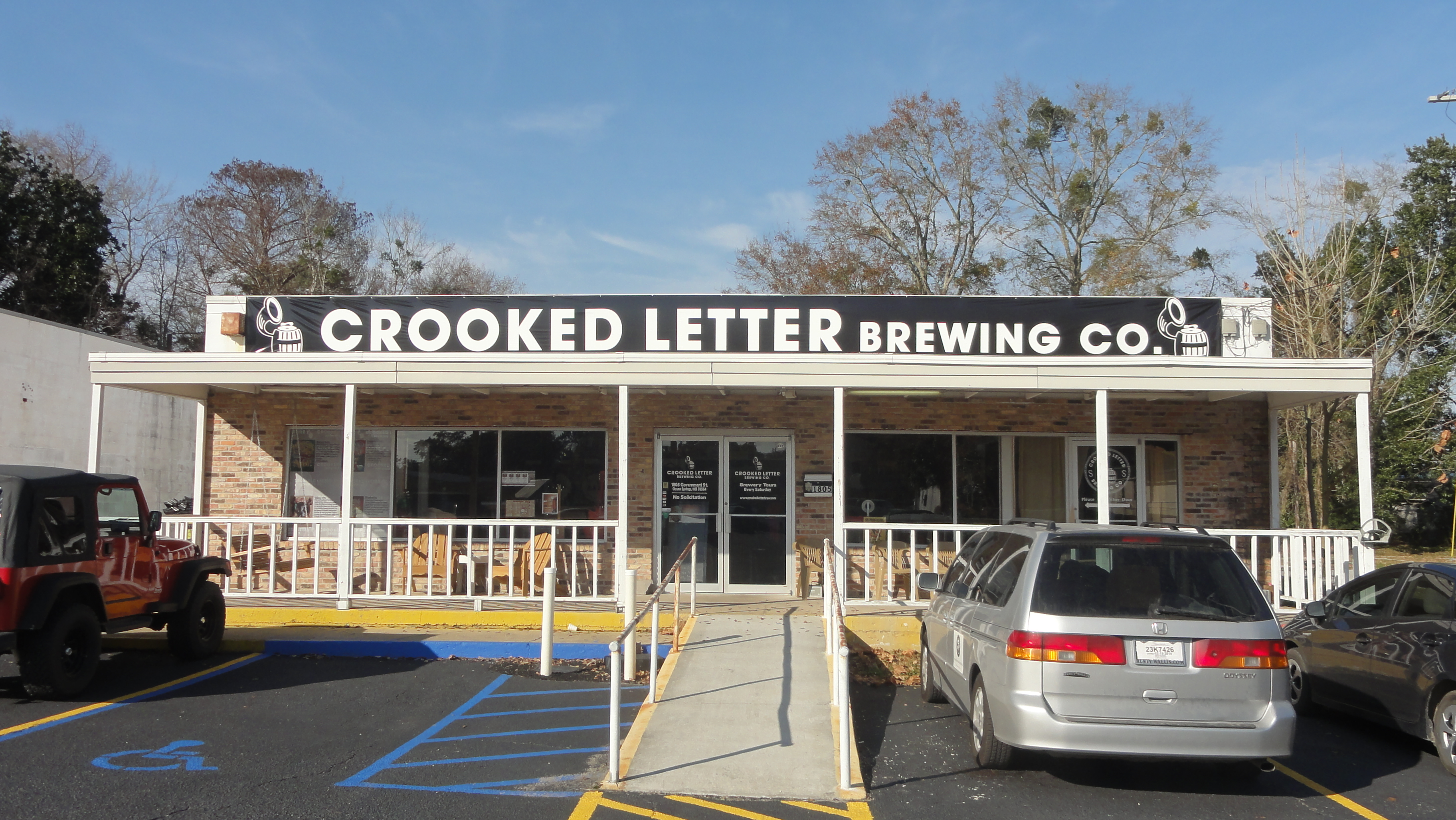 crooked letter brewery mississippi brews travelers 365 4746