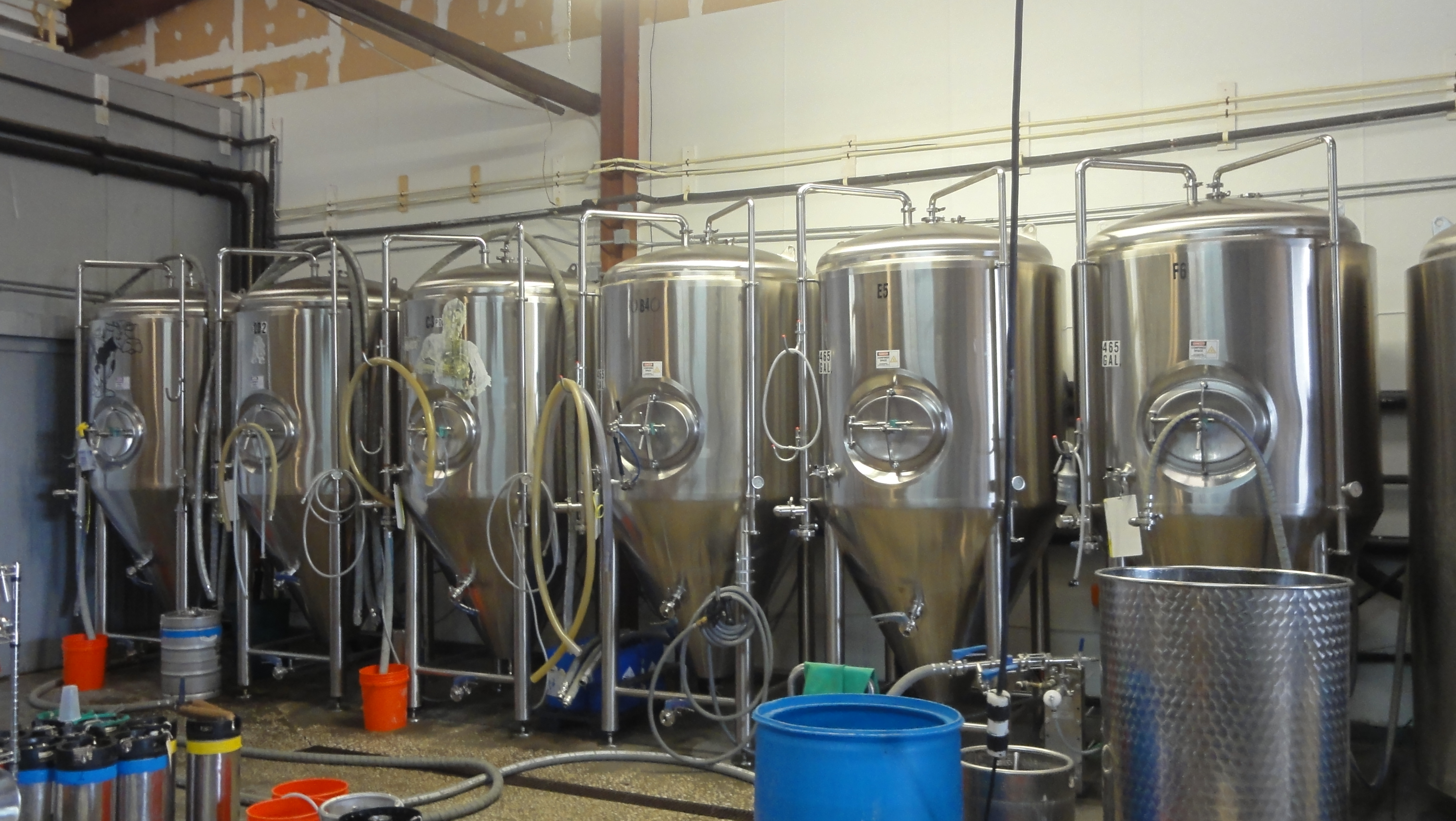 How much would it cost to start a microbrewery?