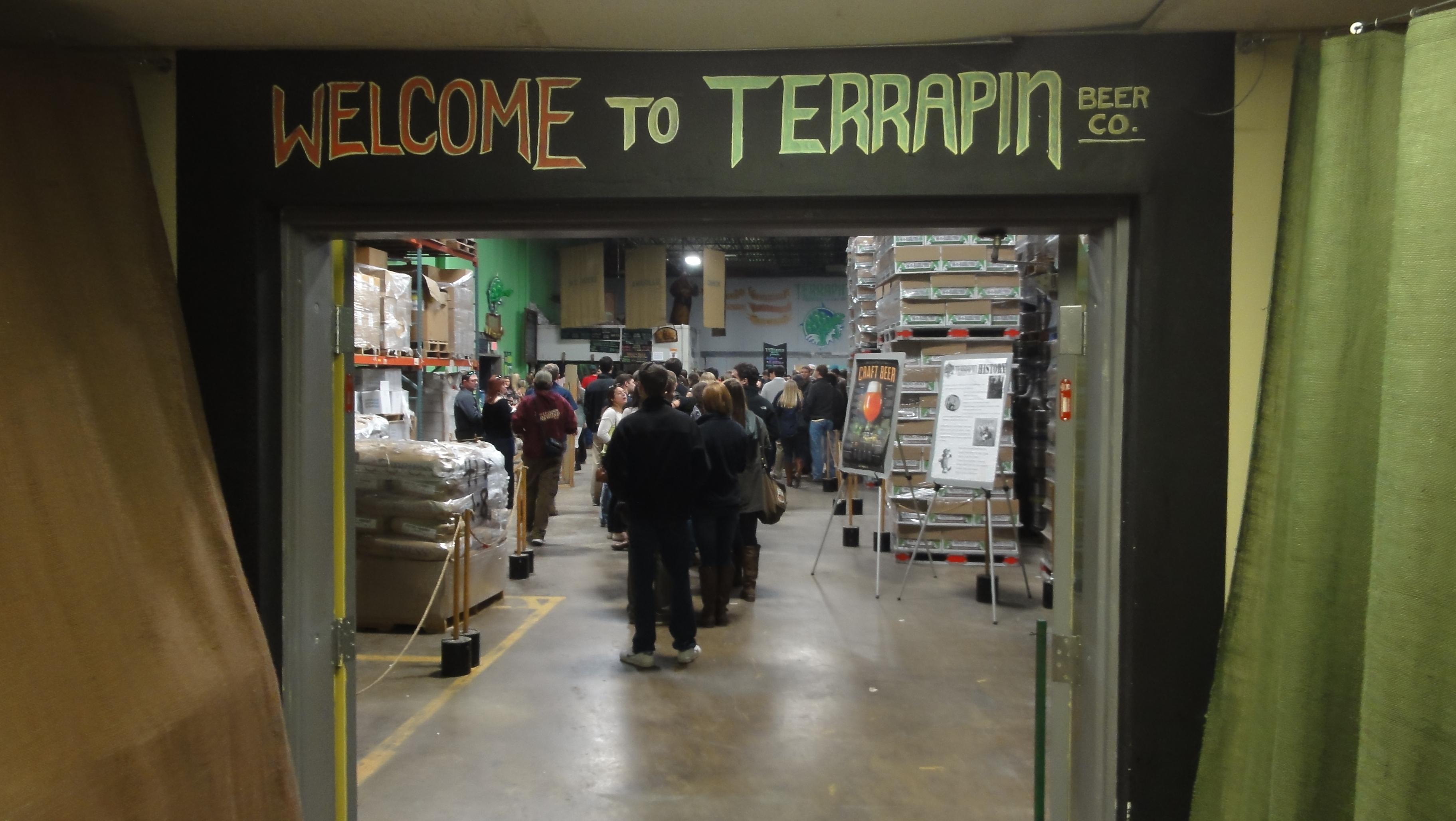 Terrapin Brewery Tours Athens Ga