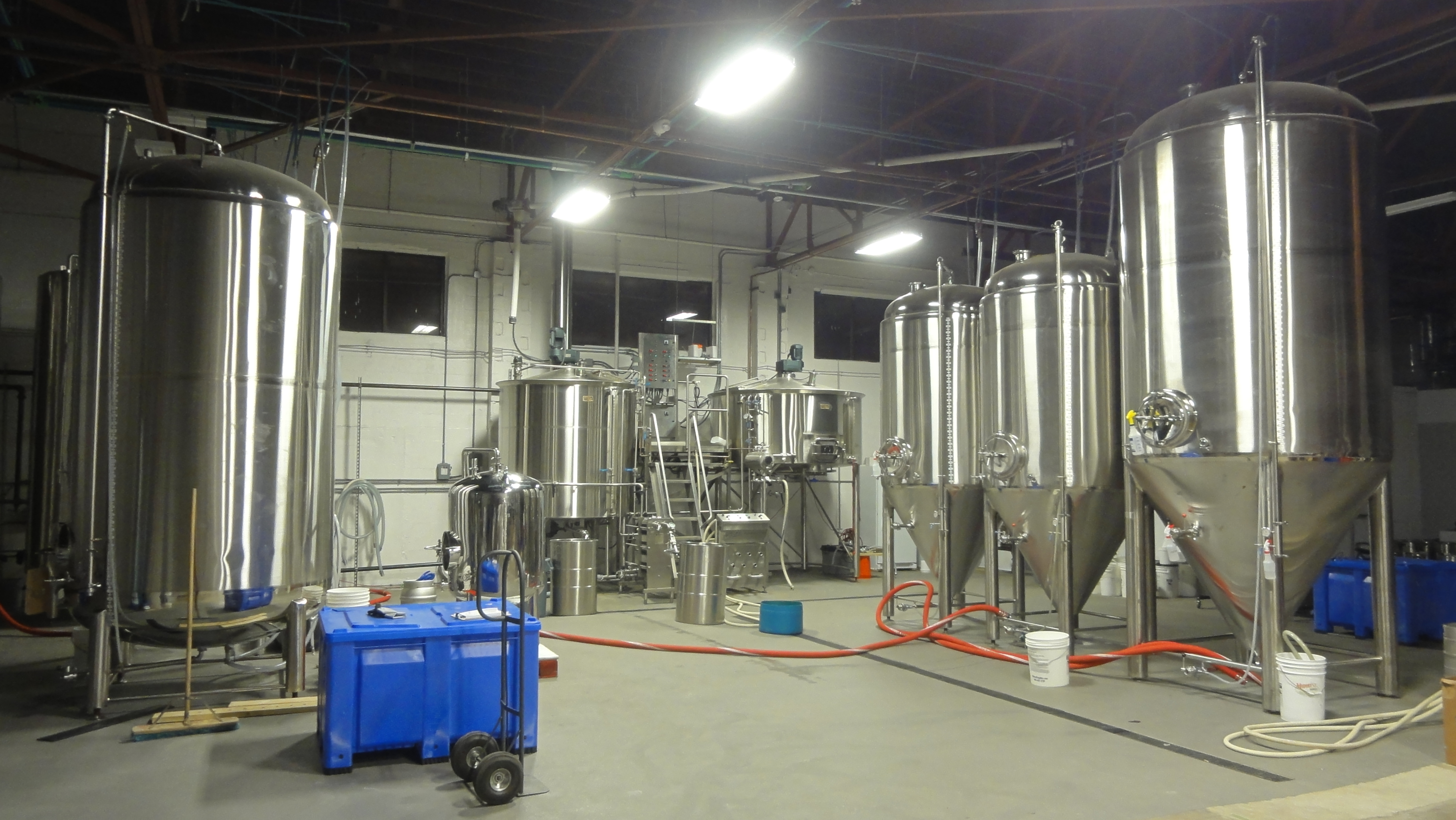 Business plan for brewery
