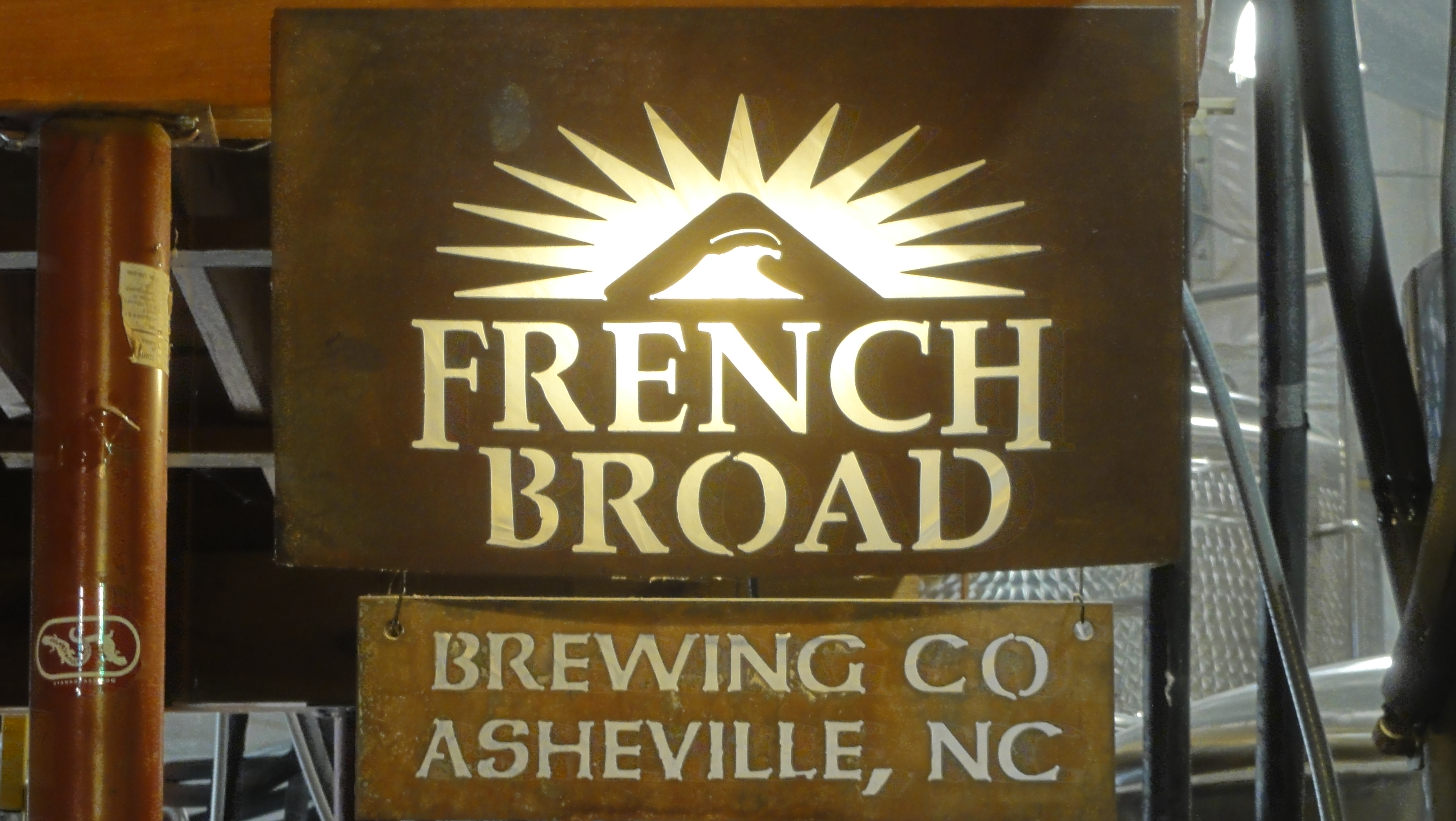59 – French Broad Brewing Co. in Asheville, NC | Brews Travelers 365