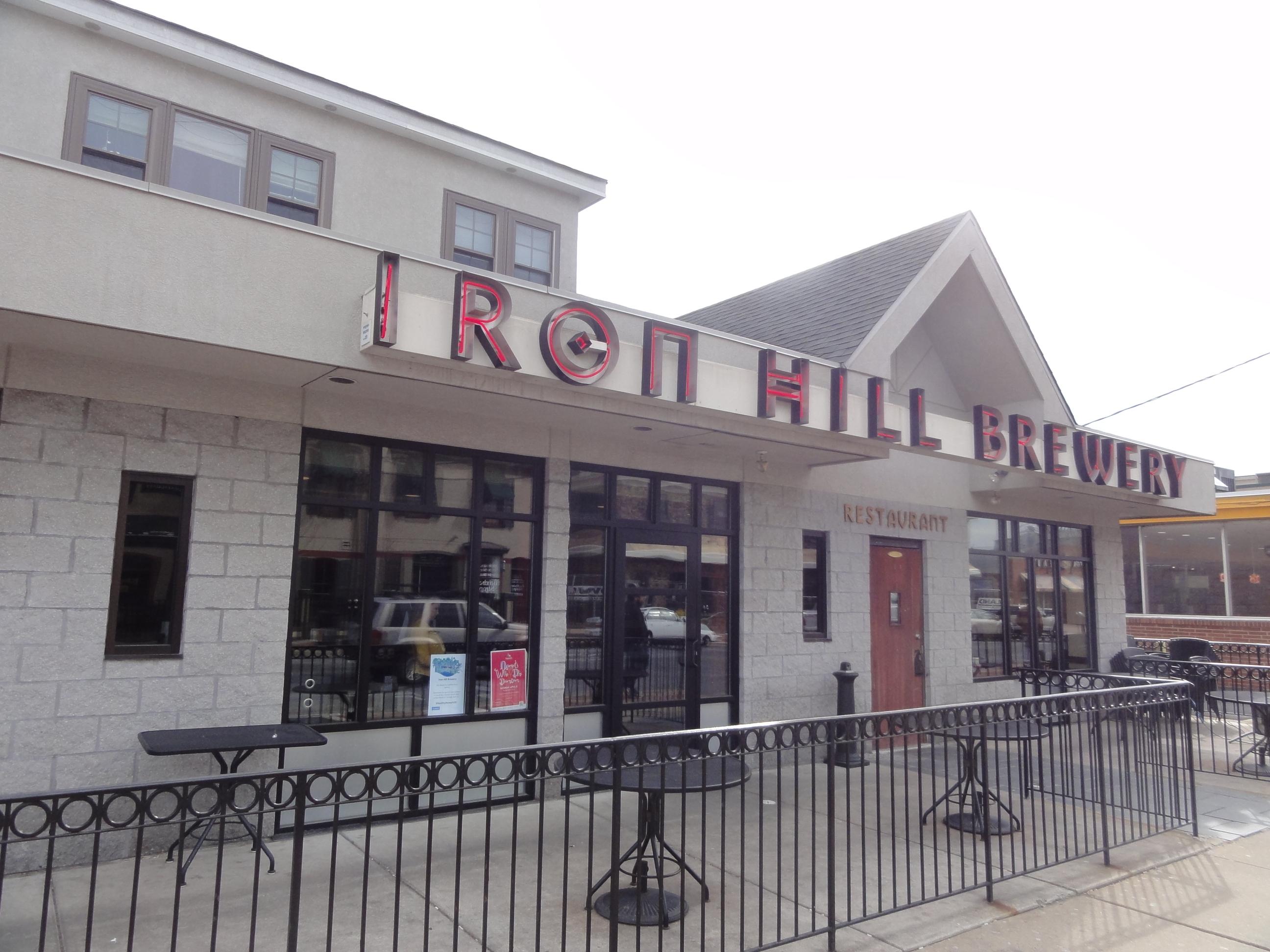 Iron Hill Brewery Restaurant Newark De