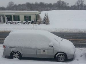 SnowVan