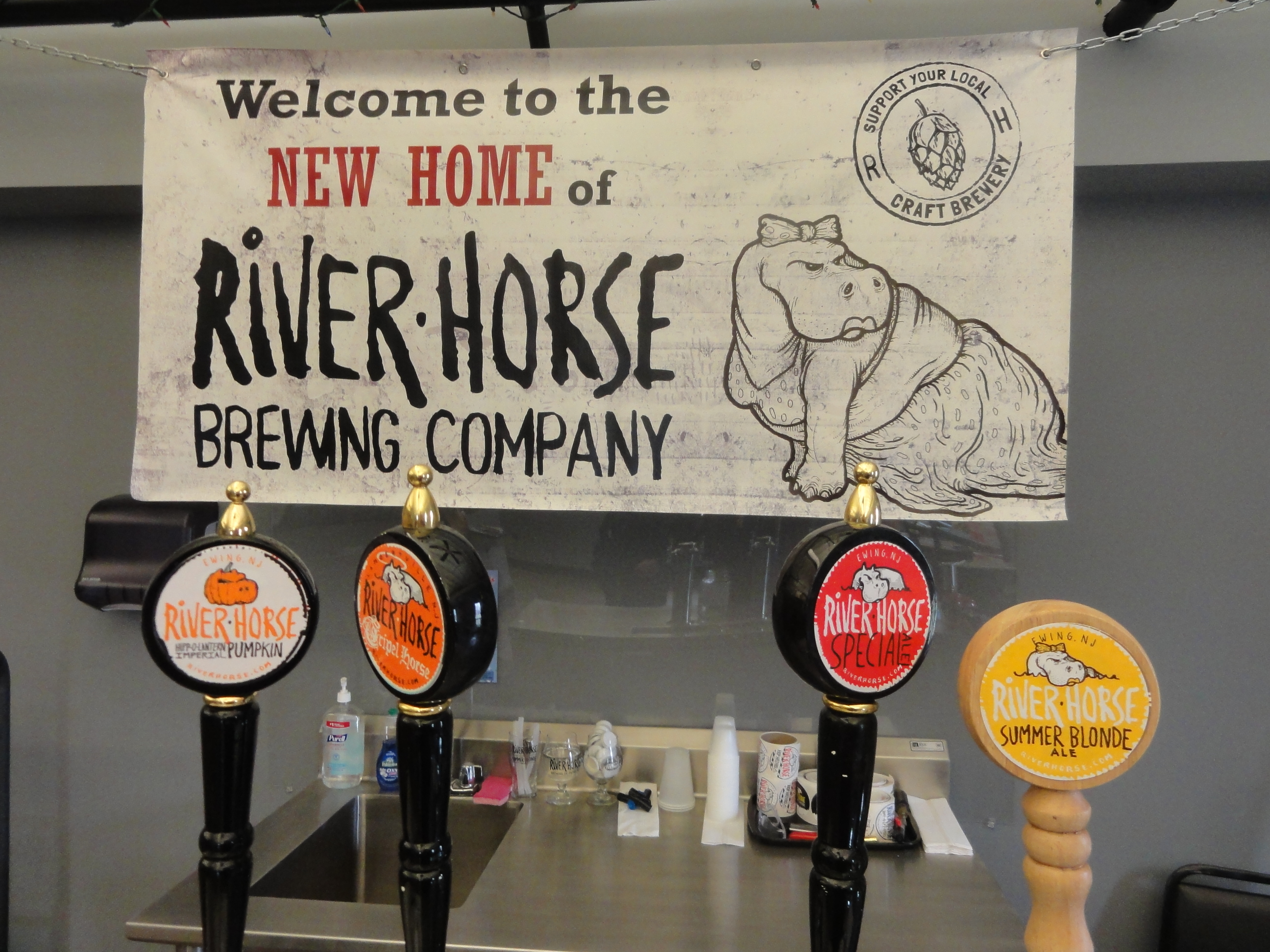 102 River Horse Brewing Company In Ewing Nj Brews Travelers 365