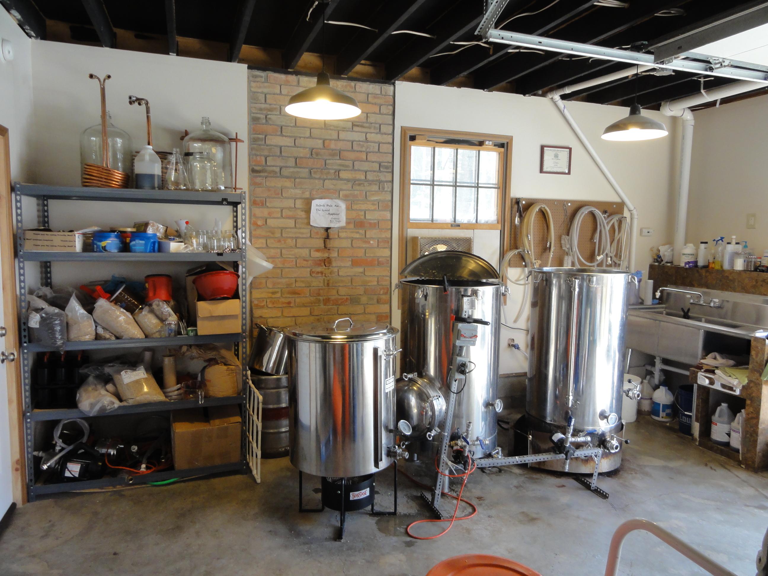 119 Chestnut Brew Works In Morgantown Wv Brews